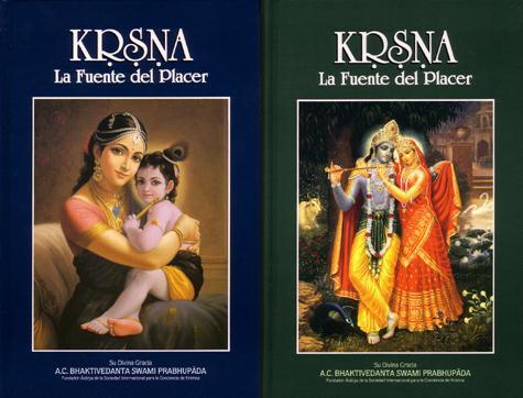 Krishna, La fuente de placer
