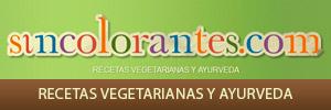 sincolorantes recetas vegetarianas