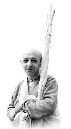 seminario con yadunandana swami