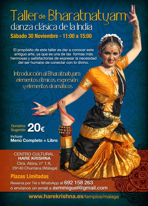 danza clasica de la india