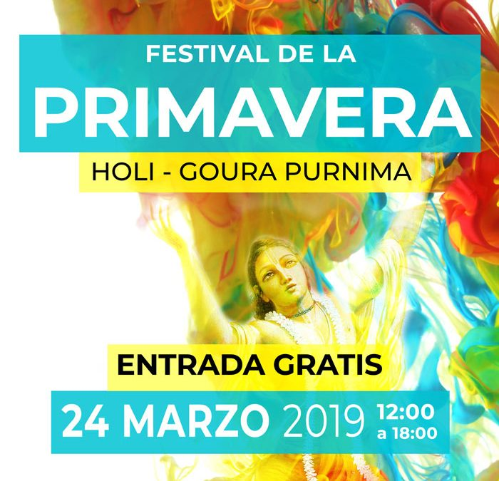 Festival de la Primaver – 2019