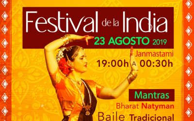 Festival de la India 2019 – 23 Agosto