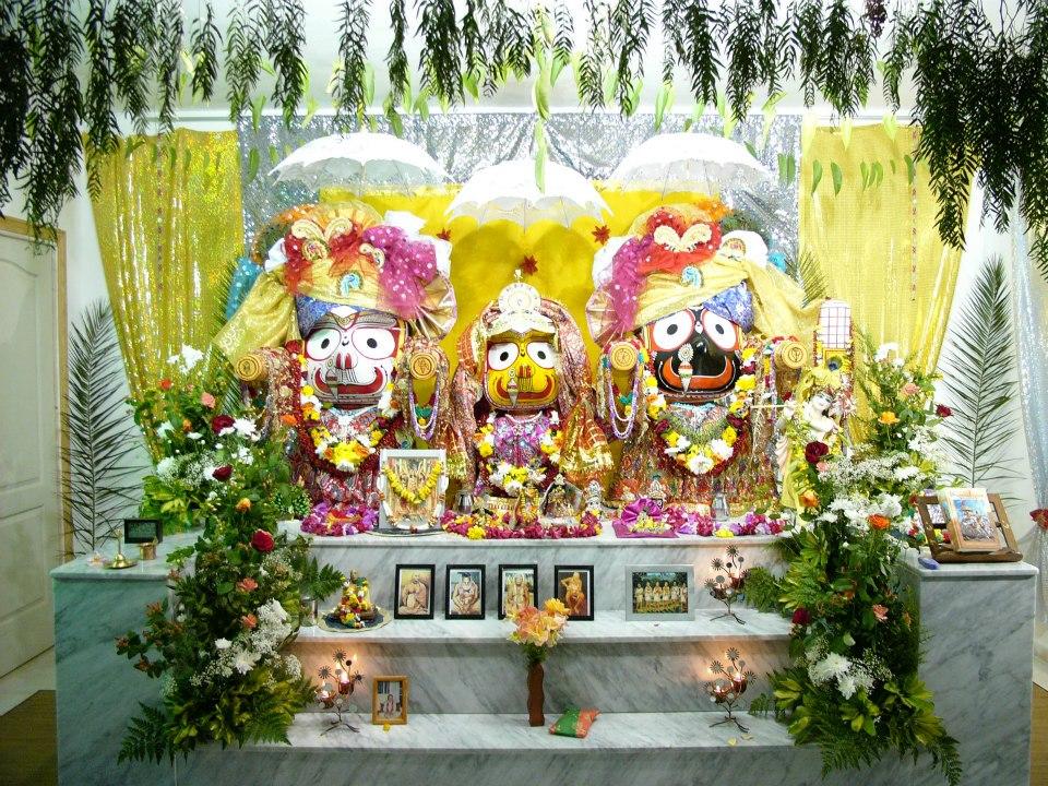 Templo Hare Krishna en Tenerife